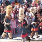 ブルガリア クケリ祭の様子です。
