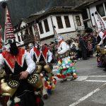 ブルガリアの田舎祭りです。